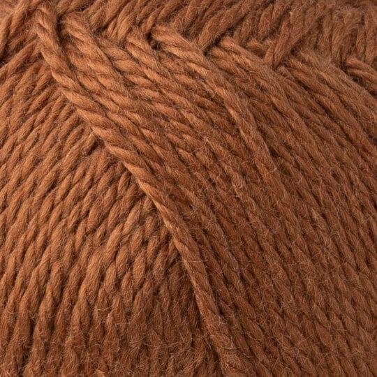 Kartopu Love Cotton Kahverengi El Örgü İpi - K882