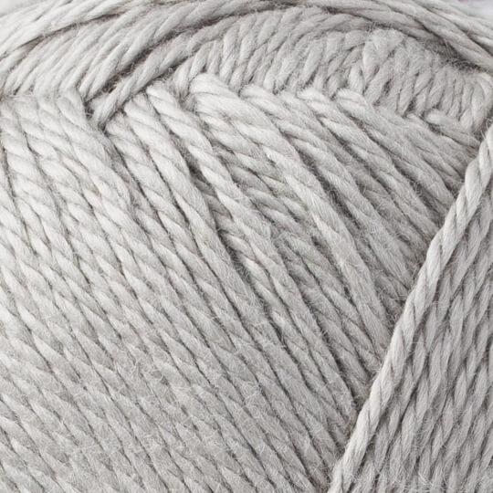 Kartopu Love Cotton Açık Gri El Örgü İpi - K920