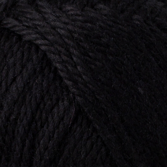 Kartopu Love Cotton Siyah El Örgü İpi - K940