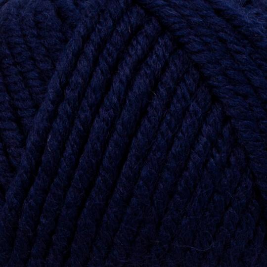 Kartopu Cozy Wool Lacivert El Örgü İpi - K632