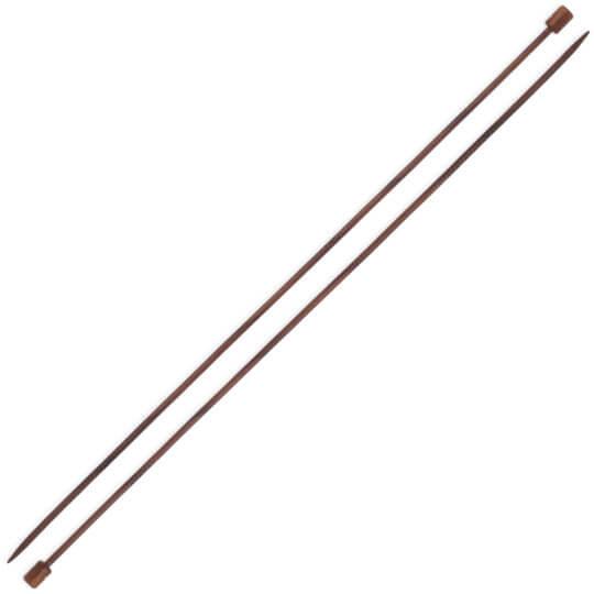Pony Rosewood 3.25 mm 35 cm Gül Ağacı Örgü Şişi - 33806