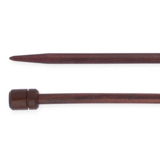 Pony Rosewood 3.75 mm 35 cm Gül Ağacı Örgü Şişi - 33808