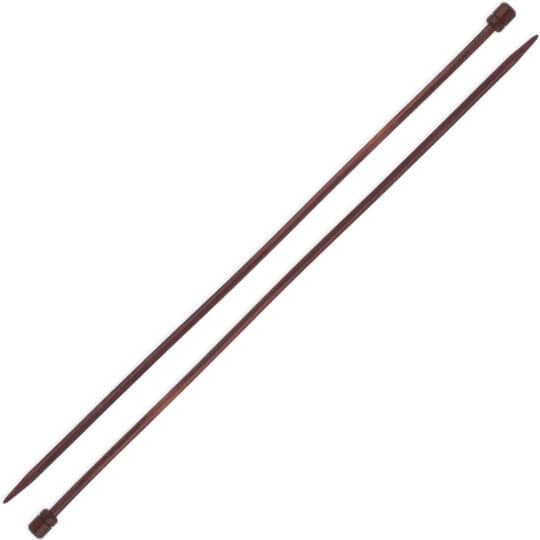 Pony Rosewood 4 mm 35 cm Gül Ağacı Örgü Şişi - 33809