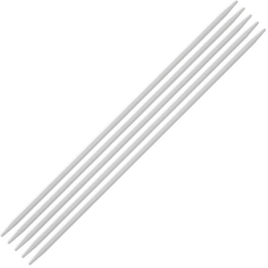 Pony 5'li 3.5 mm 20 cm Alüminyum Çorap Şişi - 36618