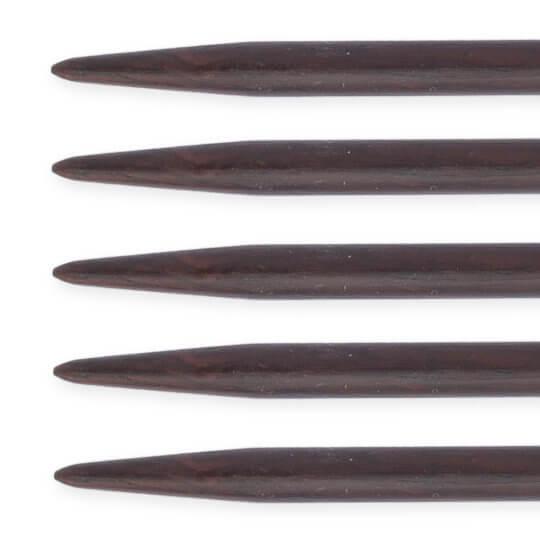 Pony Rosewood 5'li 3.25 mm 20 cm Gül Ağacı Çorap Şişi - 36807