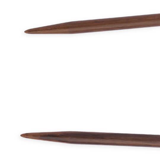 Pony Rosewood 4 mm 60 cm Gül Ağacı Misinalı Şiş - 48809