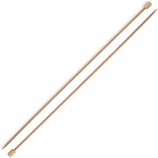 Pony Bamboo 2 mm 33 cm Bambu Örgü Şişi - 66801