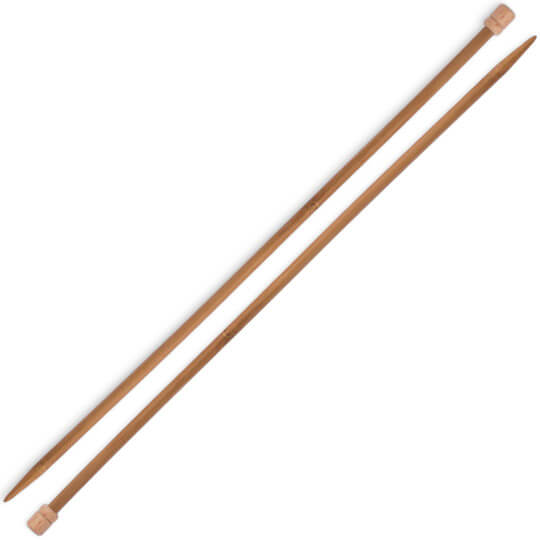 Pony Bamboo 4.5 mm 33 cm Bambu Örgü Şişi - 66810