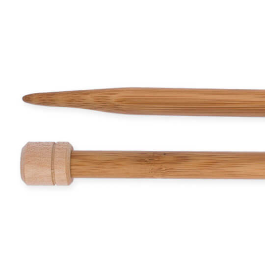 Pony Bamboo 9 mm 33 cm Bambu Örgü Şişi - 66818