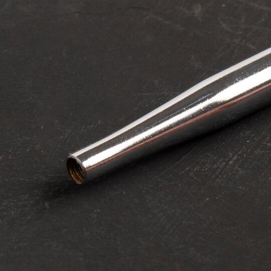 KnitPro Symfonie 5 mm Değiştirilebilir Ahşap Misinalı Şiş Ucu - 20405