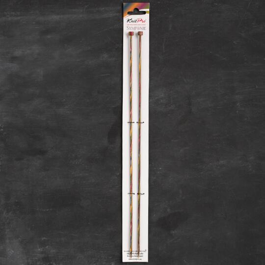 KnitPro Symfonie 3 mm 35 cm Ahşap Örgü Şişi - 20229