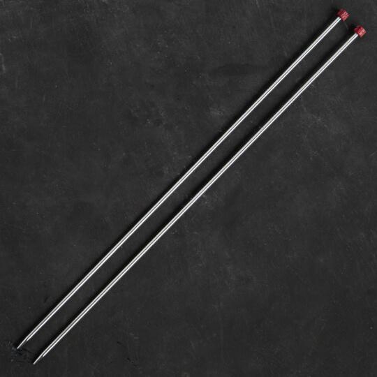 KnitPro Nova Metal 3.5 mm 35 cm Metal Örgü Şişi - 10215