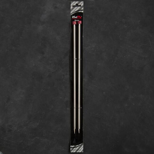 KnitPro Nova Metal 5.5 mm 35 cm Metal Örgü Şişi - 10220