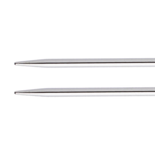 KnitPro Nova Metal 3.5 Mm 100 Cm Metal Mor Misinalı Şiş - 11350