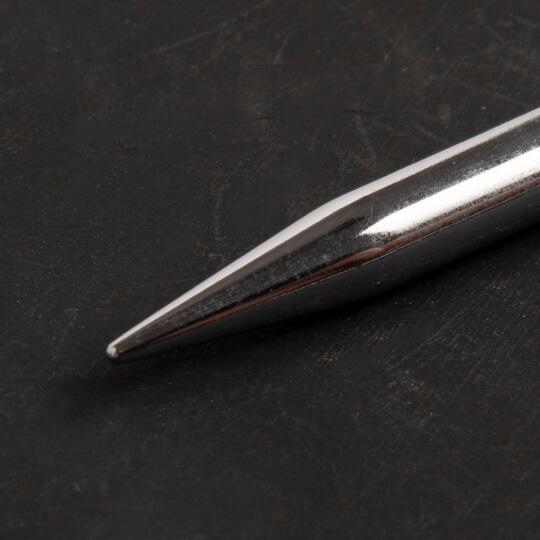 KnitPro Nova Metal 7 Mm 100 Cm Metal Mor Misinalı Şiş - 11358