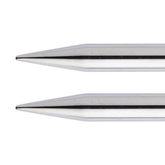 KnitPro Nova Metal 8 Mm 100 Cm Metal Mor Misinalı Şiş - 11359
