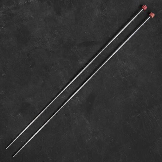 KnitPro Nova Metal 2 mm 35 cm Metal Örgü Şişi - 10276