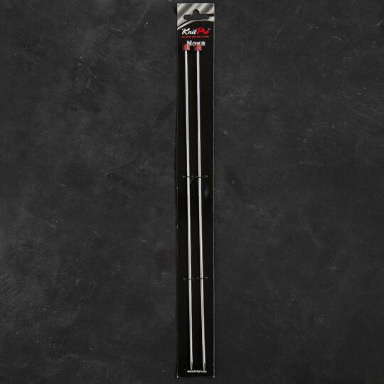KnitPro Nova Metal 2.5 mm 35 cm Metal Örgü Şişi - 10277