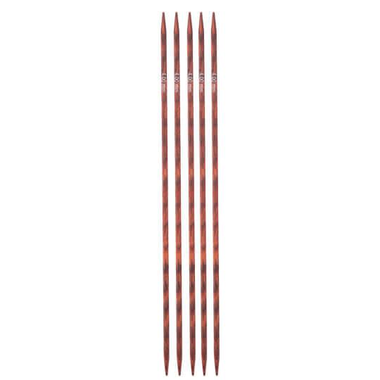 Knitpro Symfonie Cubics 4mm 20cm Kübik Çorap Şişi - 25112