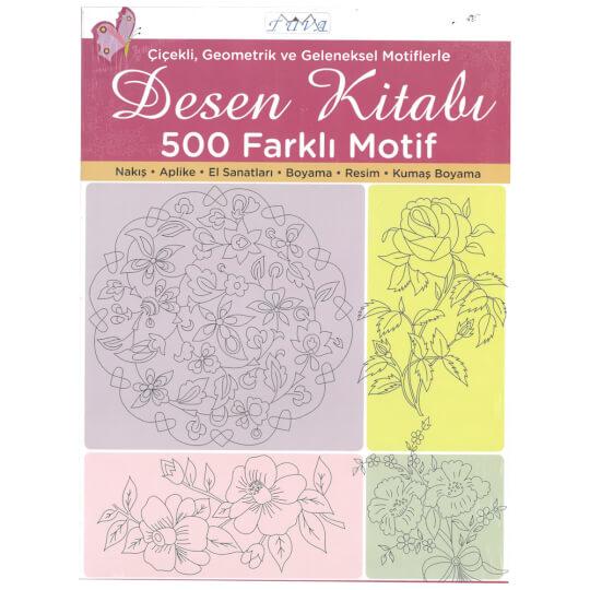 Tuva Desen Kitabı - 5550