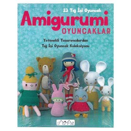 Zoogurumi 6 - Amigurumi Kitapları - Hobi - Ritzz   540x540