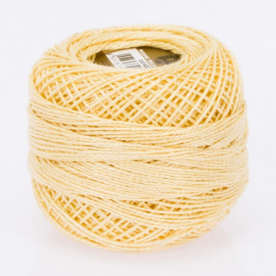 Örenbayan Koton Perle No: 8 Şeftali Rengi Nakış İpliği - 4006 - 0351