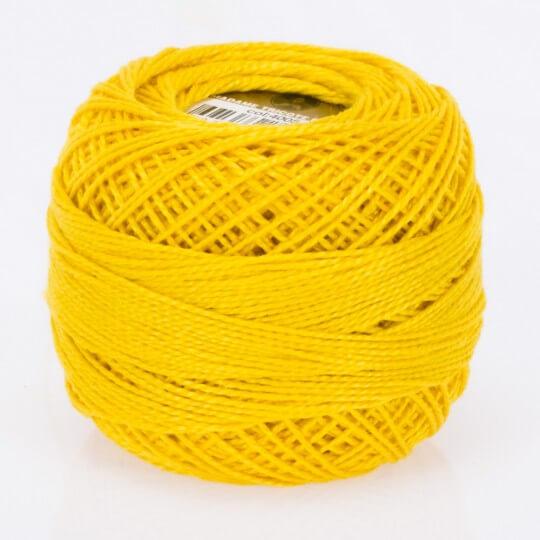 Örenbayan Koton Perle No: 8 Ayrık Sarı Nakış İpliği - 4005 - 0351