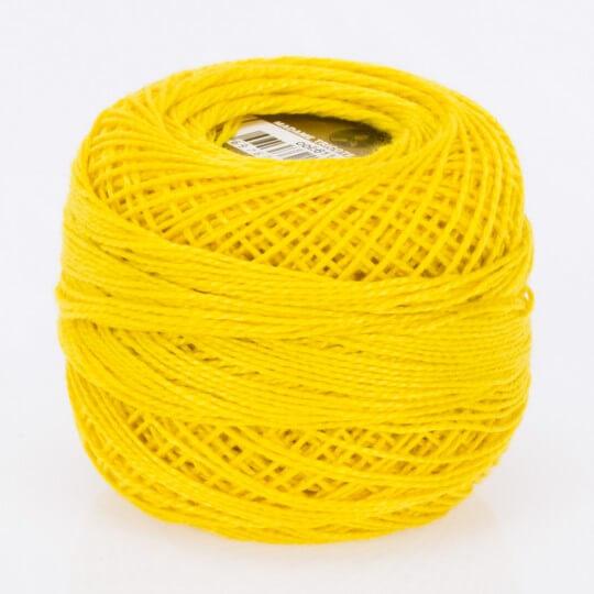 Örenbayan Koton Perle No: 8 Limoni Nakış İpliği - 611 - 0351