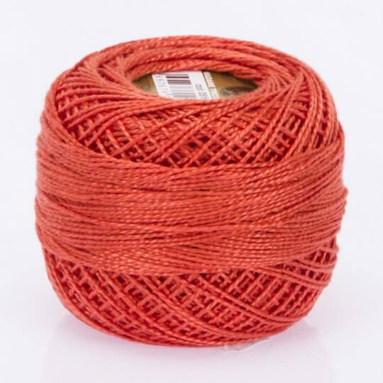 Örenbayan Koton Perle No: 8 Kırmızı Nakış İpliği - 516 - 0351