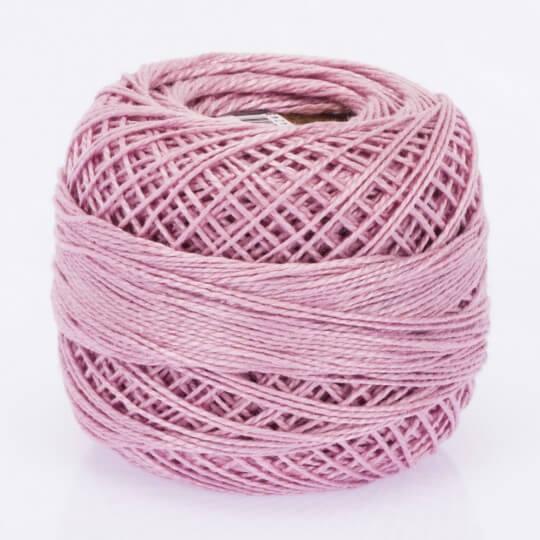 Örenbayan Koton Perle No: 8 Gül Rengi Nakış İpliği - 782 - 0351