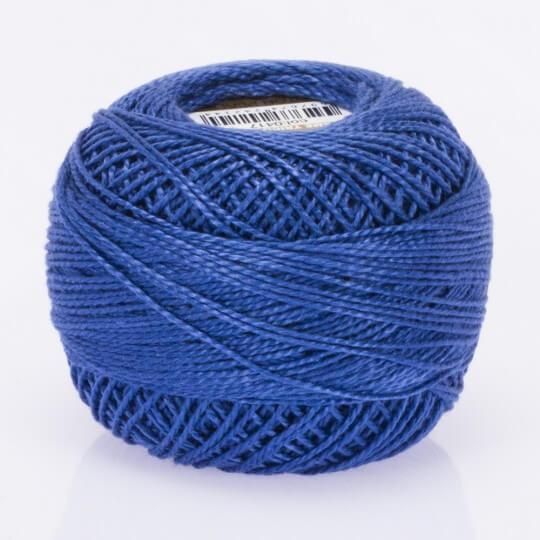 Örenbayan Koton Perle No: 8 Mavi Nakış İpliği - 417 - 0351