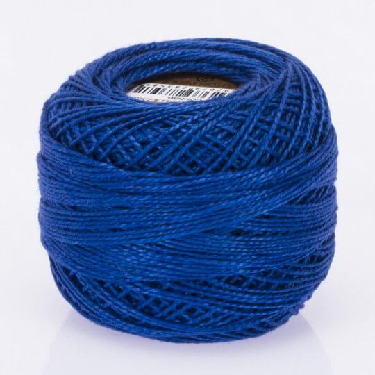 Örenbayan Koton Perle No: 8 Mavi Nakış İpliği - 586 - 0351