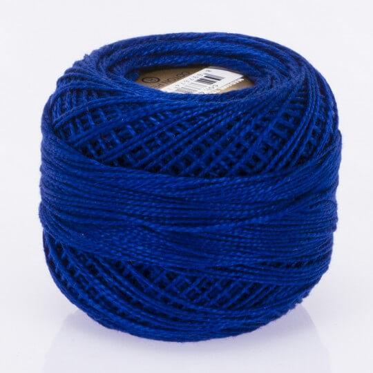 Örenbayan Koton Perle No:8 Koyu Mavi - 4018 - 0351