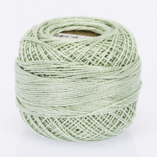 Örenbayan Koton Perle No:8 Su Yeşili - 4054 - 0351
