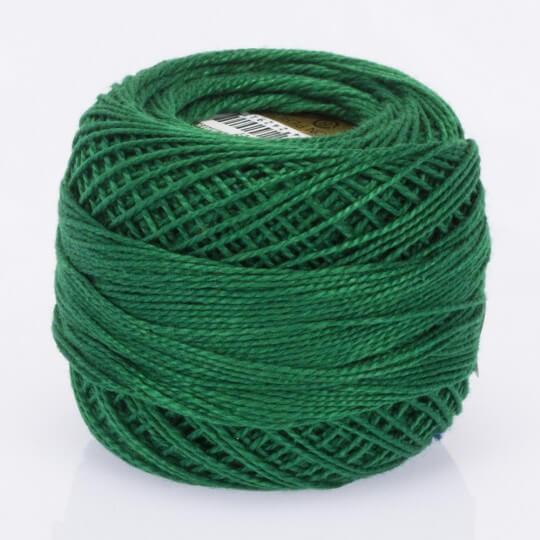 Örenbayan Koton Perle No: 8 Koyu Yeşil Nakış İpliği - 4017 - 0351