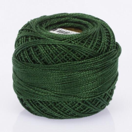 Örenbayan Koton Perle No: 8 Yeşil Nakış İpliği - 4019 - 0351