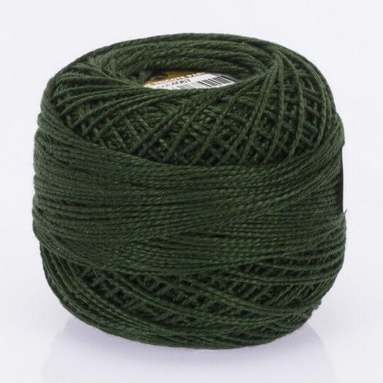 Örenbayan Koton Perle No: 8 Yeşil Nakış İpliği - 4067 -0351