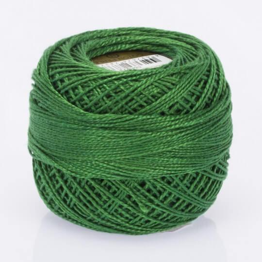 Örenbayan Koton Perle No: 8 Yeşil Nakış İpliği - 673 - 0351