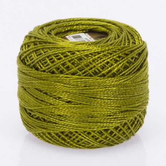 Örenbayan Koton Perle No: 8 Yeşil Nakış İpliği - 890 -0351