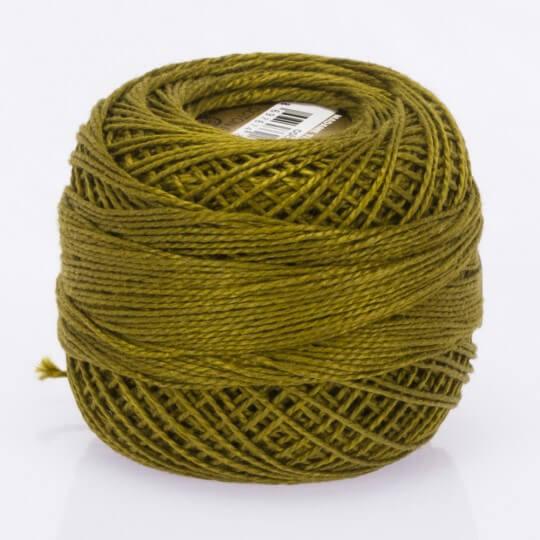 Örenbayan Koton Perle No: 8 Yeşil Nakış İpliği - 59 -0351