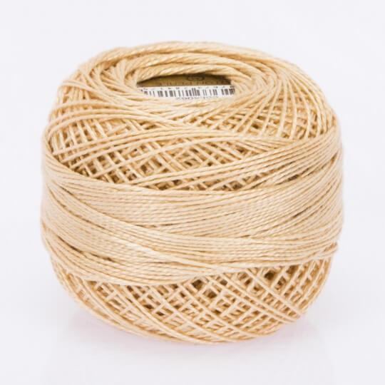 Örenbayan Koton Perle No: 8 Buğday Rengi Nakış İpliği - 4062 - 0351