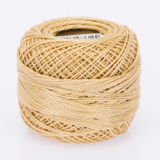 Örenbayan Koton Perle No: 8 Buğday Rengi Nakış İpliği - 4049 - 0351