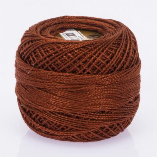 Örenbayan Koton Perle No: 8 Kahverengi Rengi Nakış İpliği - 4008 - 0351