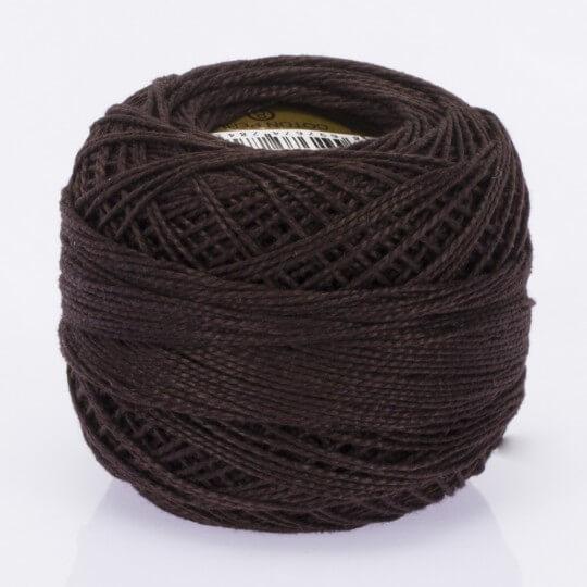 Örenbayan Koton Perle No:8 Kahverengi El Nakış İpliği- 4064 - 0351