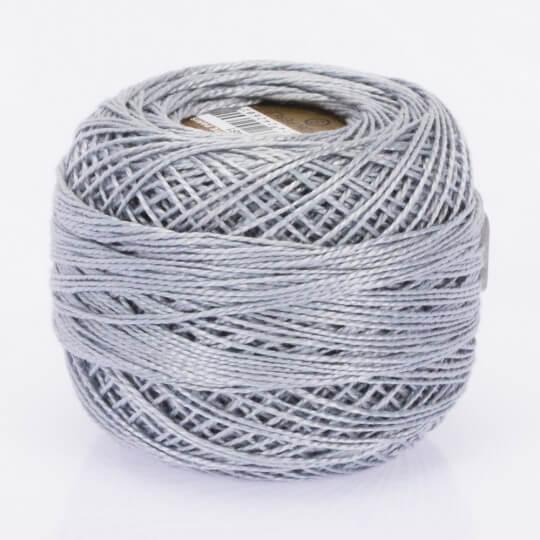 Örenbayan Koton Perle No: 8 Koyu Gri Nakış İpliği - 481 - 0351