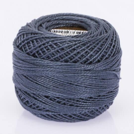 Örenbayan Koton Perle No: 8 Mavi Nakış İpliği - 424 - 0351