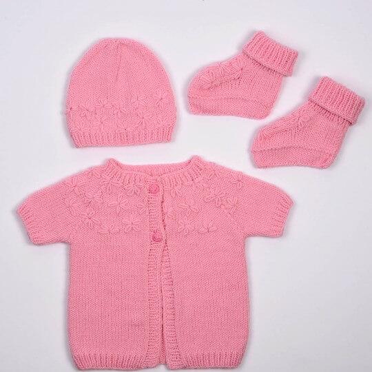 Kartopu Baby Soft Lila Bebek Yünü - K705