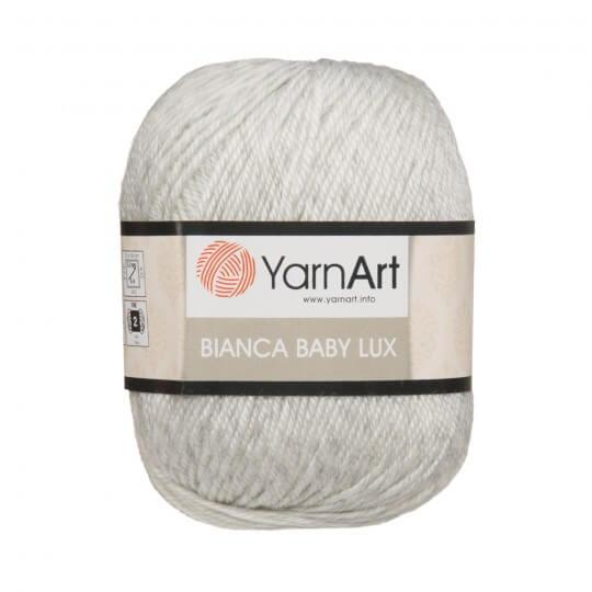 YarnArt Bianca Baby Lux 5'li Paket X 50gr Bej Bebek Yünü - 363
