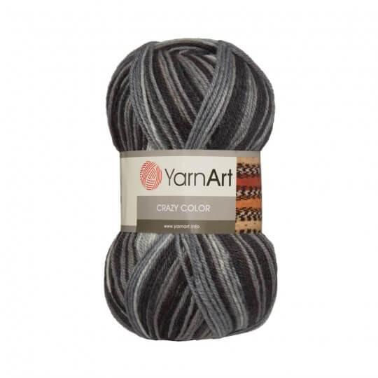 YarnArt Crazy Color Ebruli El Örgü İpi - 140