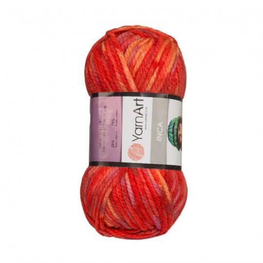 YarnArt Inca Ebruli El Örgü İpi - 664